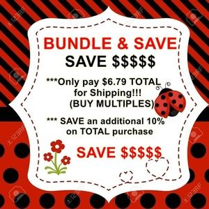 Other - BUY MULTIPLE ITEMS & SAVE SAVE SAVE